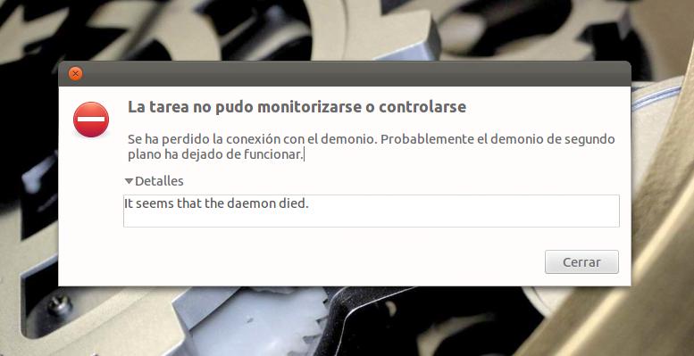 El demonio ha muerto