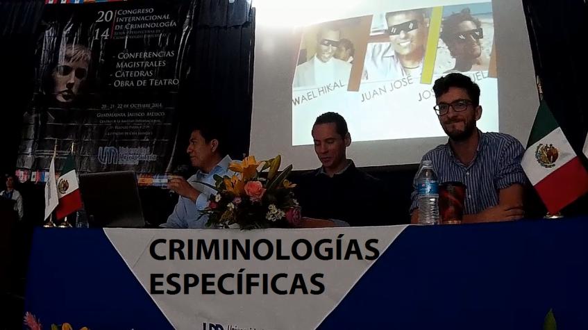 Criminologías Específicas