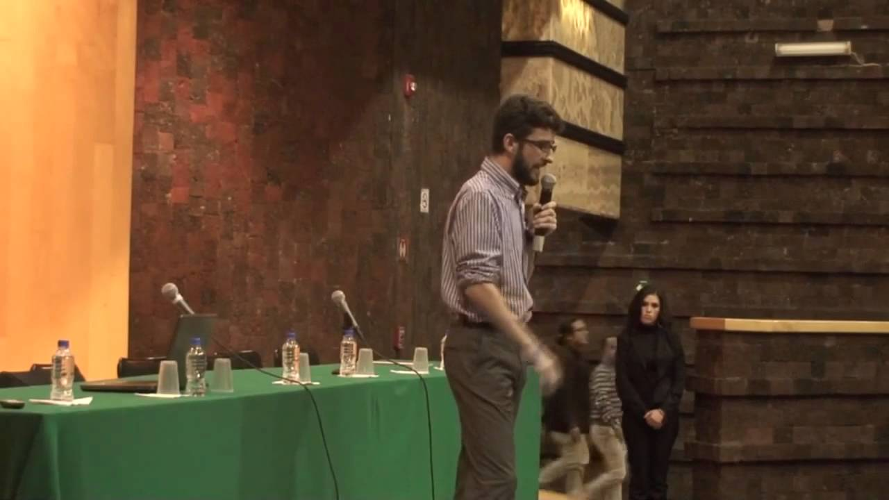 Vídeo de la conferencia sobre «Emprendimiento Criminológico»