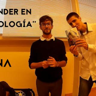 """Retazos de """"Emprender en criminología"""" en Girona #CatalonianRoute"""