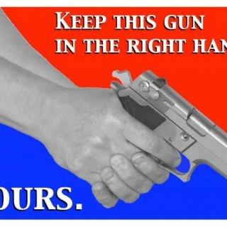 De discursos incendiarios (y a destiempo) sobre el derecho a portar armas de fuego