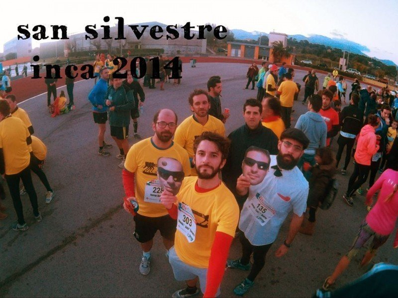 31ª Carrera Popular Sant Silvestre d'Inca 2014