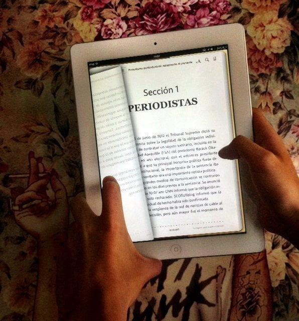 Publicar un ebook para proyectarte profesionalmente