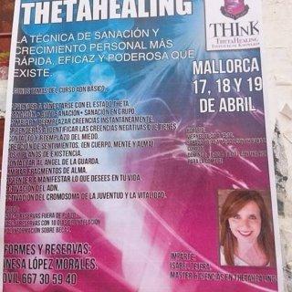 Nueva técnica de análisis de ADN: el thetahealing