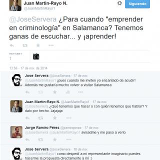 Algo se mueve en Salamanca: #GritaCrimiUsal