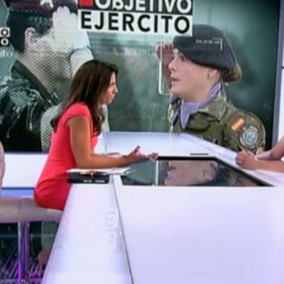Sobre las Fuerzas Armadas y el caso de Zaida Cantera