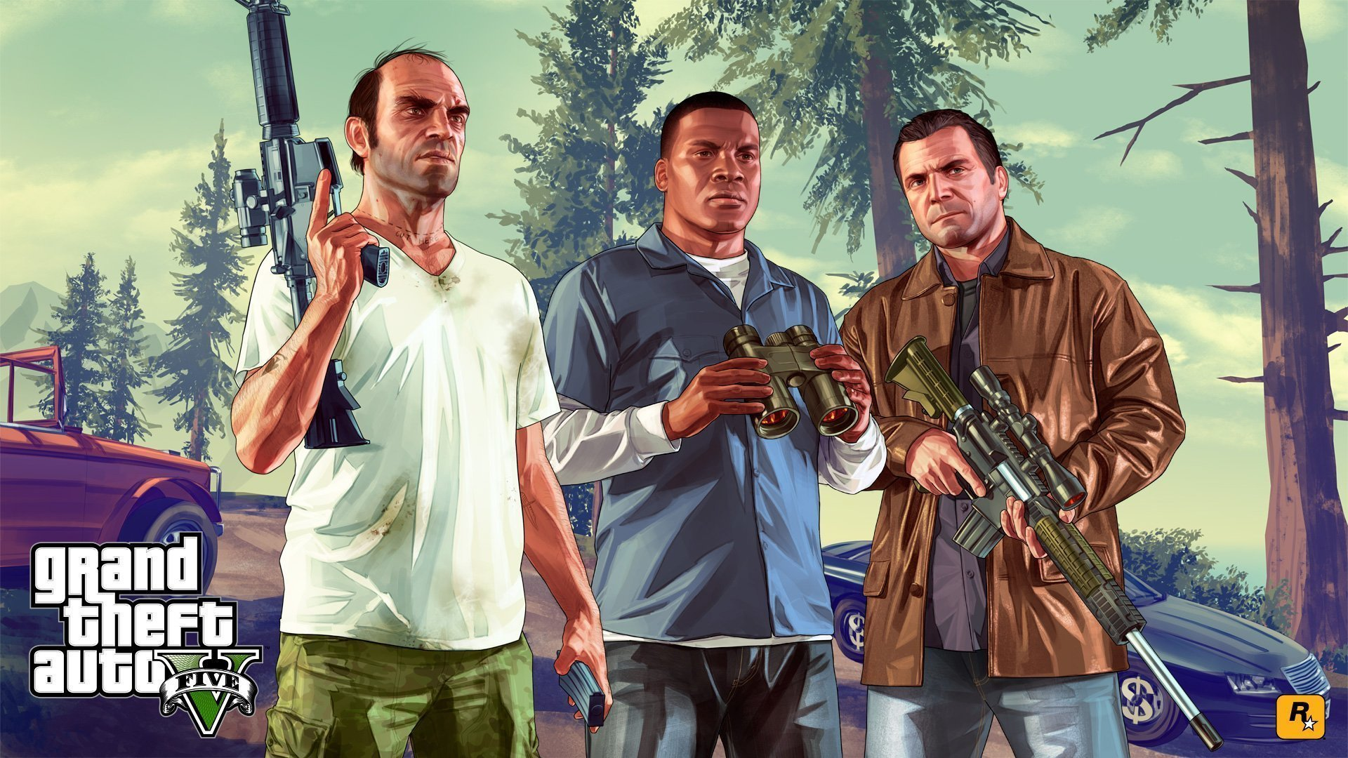 Psicopatía, violencia y Grand Theft Auto