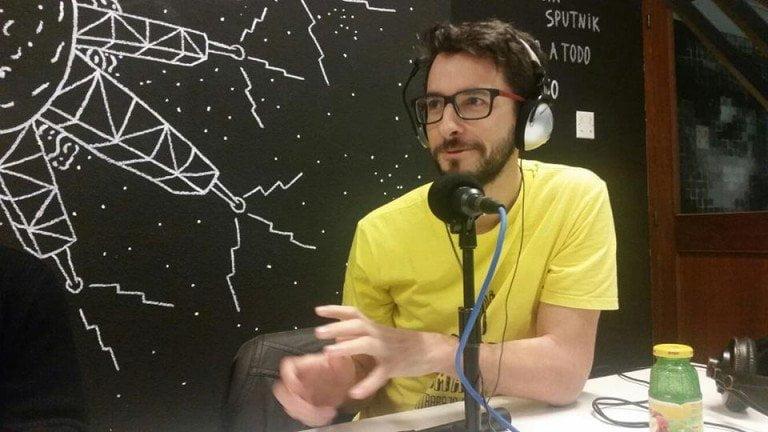 Hablando de criminología y antitrabajo.com en Cer0 Izquierdo de Sputnik FM