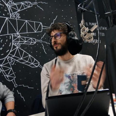 Hablando sobre Fake News en Cer0 Izquierdo de Sputnik Radio